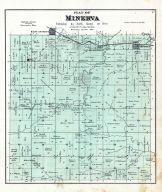 Minerva, Marshall County 1885